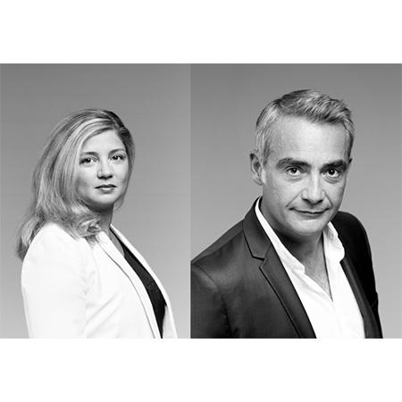 Amandine Marie et Christophe Raynaud – Parfumeurs – La Nuit Trésor de Lancôme