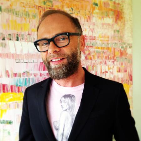 Denis Binet – Coiffeur consultant pour Pantene Pro-V