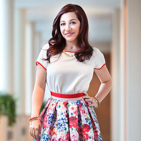 Maddy K – Organisatrice d'événements