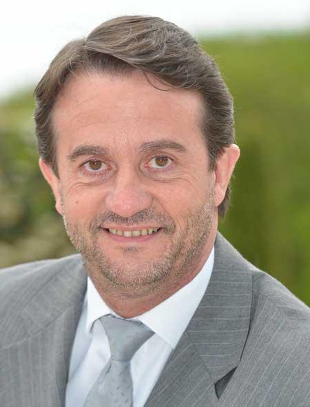 Gilles Daure, Directeur Monde chez René Furterer