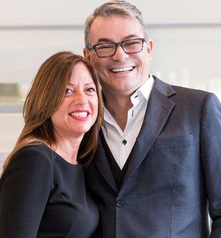 Silvana Melfi et Dorys Bélanger – Copropriétaires de Au Premier Coiffure & Spa