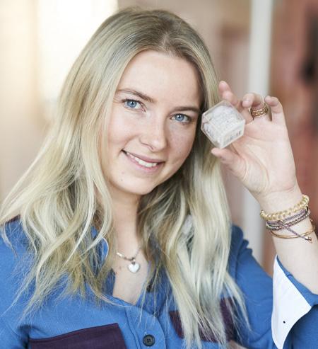 Sophie Trelles-Tvede – Créatrice d'Invisibobble