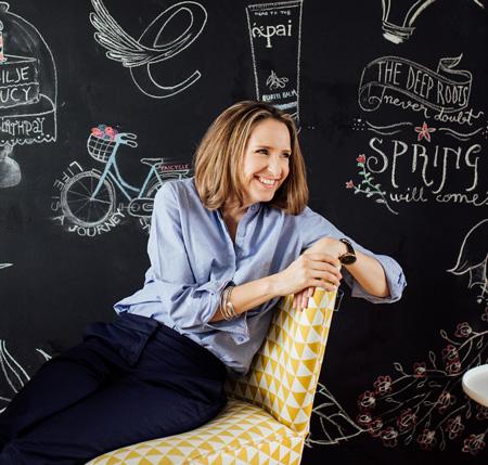Sarah Brown – Fondatrice de Pai