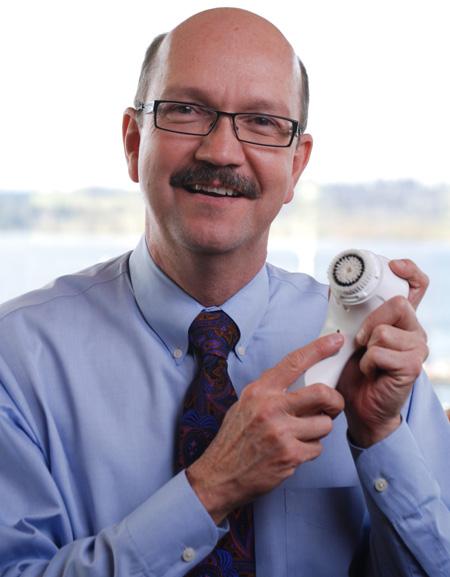 Dr Robb Akridge – Créateur et Président de la marque Clarisonic