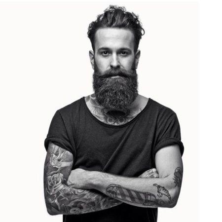 Pete Goupil -Maître Barbier, Salon Espace C
