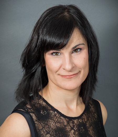 Maude Langevin – Formatrice Régionale Québec – Division Clarins