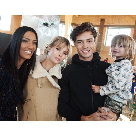 Famille Modèle – Francisco Lachowski et Jessie Ann Gravel