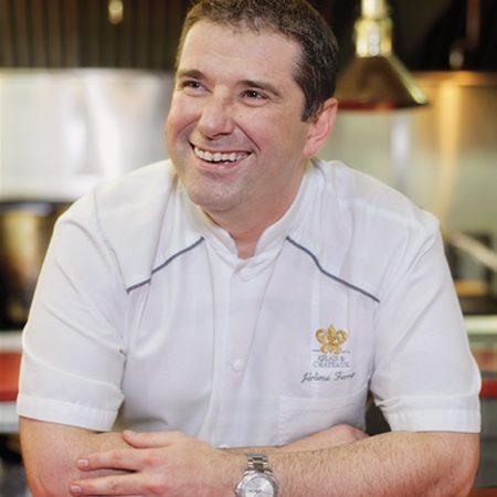 Jérôme Ferrer – Chef et fondateur du Groupe Europea – Collaborateur créatif de Rockland