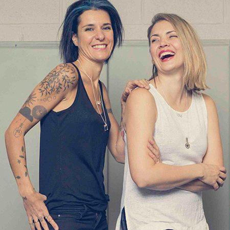 Alice Usiskin et Lynda Guy, Cocréatrices de la Marque Montréalaise de Bijoux Litzi