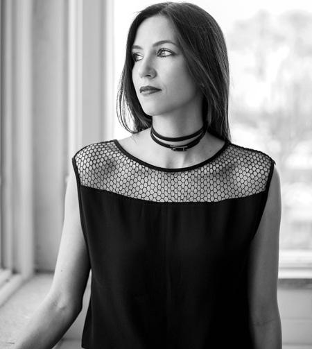 Anne-Marie St-Laurent – Cofondatrice et Vice-présidente Marchandise – Black Suede Studio