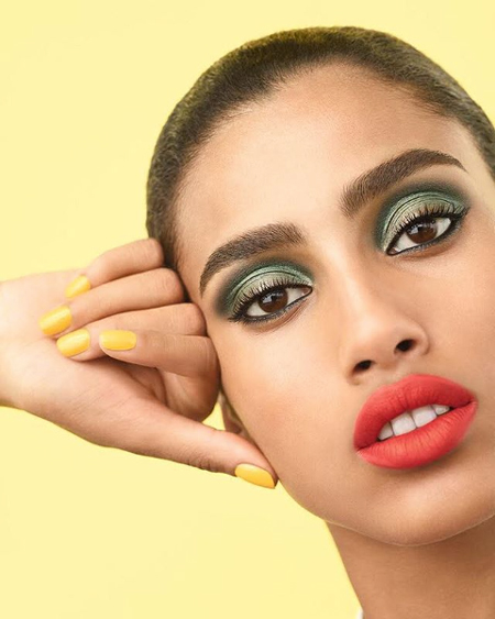 Maquillage : une fascinante éclosion de tendances