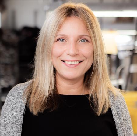 Pina Passarelli – Présidente de Bottes Anfibio