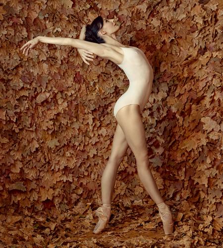 Myriam Simon – Première danseuse des Grands Ballets Canadiens de Montréal